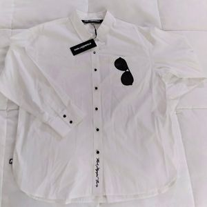Karl Lagerfeld Paris Men's Dress Shirt